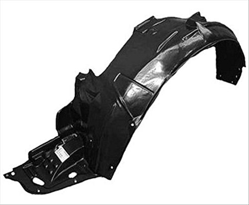 OE Replacement Acura TL Front Driver Side Fender Inner Panel (Partslink Number (Inner Driver)