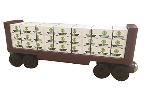 Boise Cascade - Boxcar Red Lumber Car by The Whittle Shortline Railroad - Manufacturer