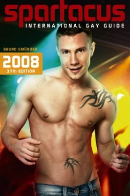 Spartacus International Gay Guide 2008 (Multilingual and English Edition)