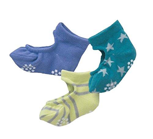 3 Pairs Kids/Baby/Toddler Socks Home/Outdoor Socks [E]