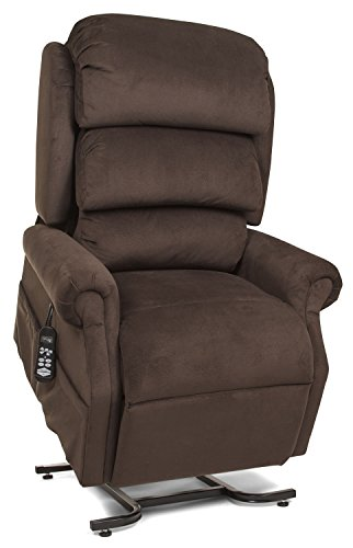 - StellarComfort UC550-L Tall Zero Gravity Lift Chair Recliner with Comfort Coil Seating - Coffeehouse (Curbside Delivery)