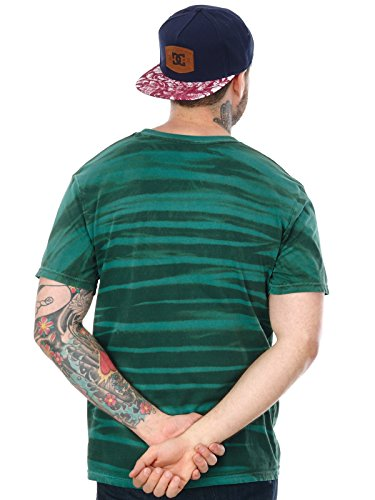 DC T-Shirt Solo Stripped Sea Pine