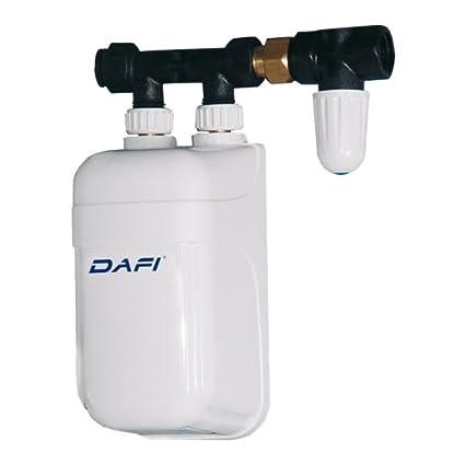 Dafi DAF37 - Calentador de agua (3,7 kWh)
