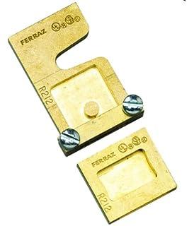 10-Pack Mersen TRM10 250V 10A 1-0.5X13//32 Midget Time Delay Fuse