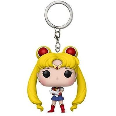 Funko Pop Keychain: Sailor Moon - Sailor Moon Collectible Keychain: Funko Pop! Keychain:: Toys & Games