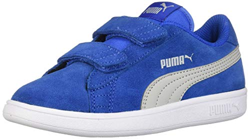 Image of PUMA Smash v2 SD Velcro Kids Sneaker