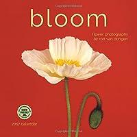 Bloom 2017 Wall Calendar: Flower Photography by Ron Van Dongen