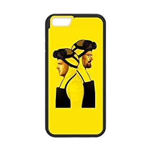 At-Baby Custom Hot TV Breaking Bad Pattern Iphone Case For Iphone 6 4.7 inch (Laser Technology)