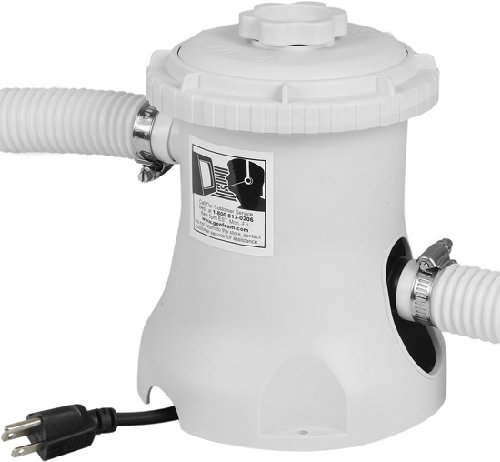 Polygroup 600 GPH Summer Escapes Filter Pump