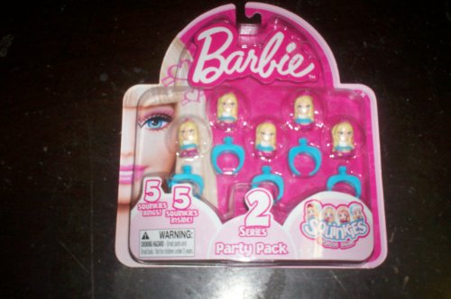 Blip Toys Squinkies Barbie Party product image