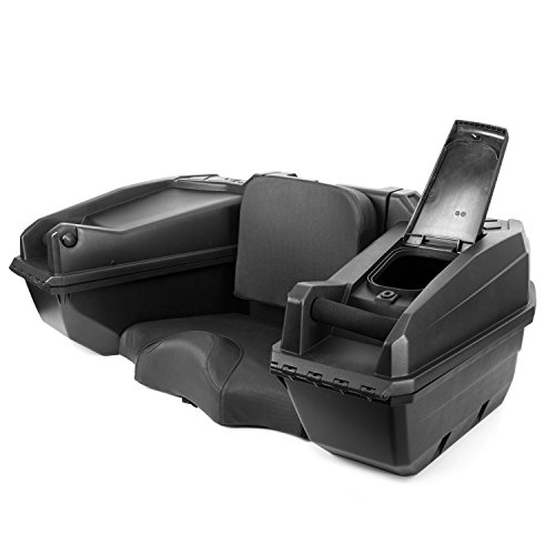 KIMPEX 458000 Black Nomad Trunk Rear by Kimpex (Image #4)
