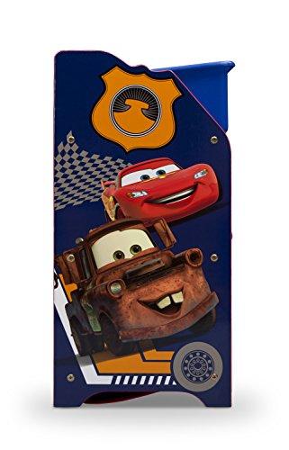 Organizador de Juegues Delta Children Pixar Cars
