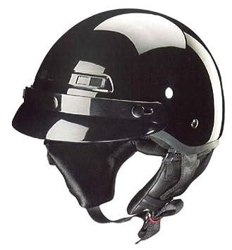 ZOX baños mitad casco negro – 2 x