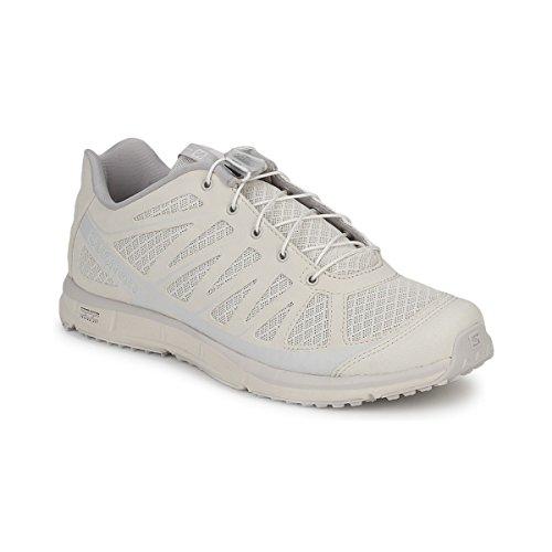 Donna Running Salomon Bianco grigio Da Scarpa Kalalau 1I880O