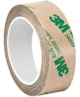 3M 9490LE Double Coated Tape 1 roll 12 width x 5yd length