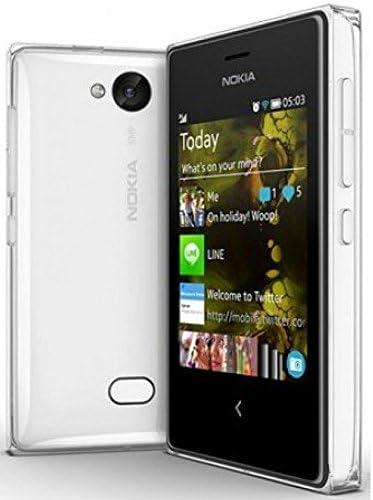 Nokia Asha 503 3.5G Sim Free Unlocked Smartphone: Amazon.es ...