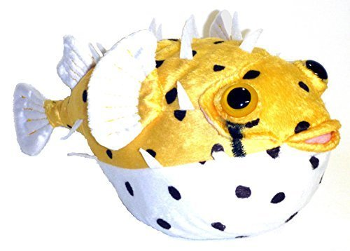 ADORE 12 Fugu the Porcupine Pufferfish Plush Stuffed Animal Toy by Adore Plush Company