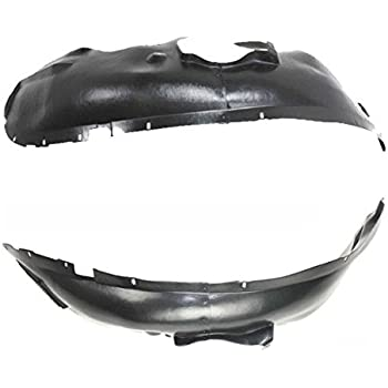 New Front Left and Right Pair FENDER LINER For Honda Pilot