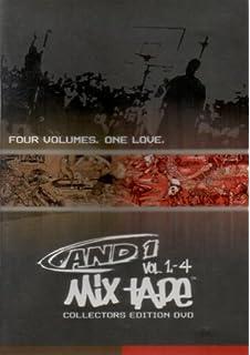 Amazon com: And 1 Mixtape, Vol  5 (Street Basketball): Set Free