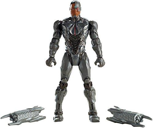 "justice+league Products : DC Justice League Cyborg Figure, 6"""