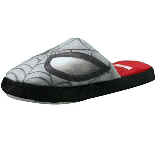 Pantuflas Spiderman Niños Rojo