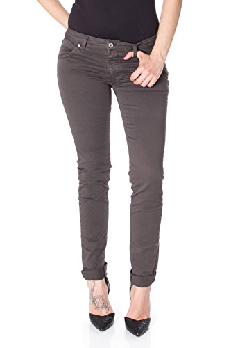 Please Caffè Slim Donna P95 Stretch Jeans FxArXqwF