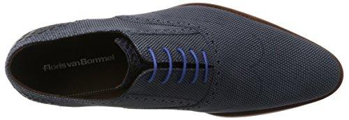 Floris van Bommel 19062/04 - Zapatos Hombre Blau (Blue)