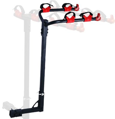 2 Bike Hithch Rack Double Rack by Voyager Tools (Image #1)