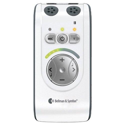 Bellman & Symfon Mino Personal Amplifier with Stereo Earphone (HC-MINO-EP)