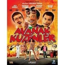 Avanak Kuzenler (DVD)