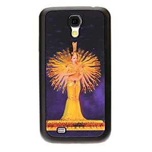 JOE Thousand-Hand Kwan-yin 3D Changing Pattern Plastic Hard Back Case Cover for Samsung Galaxy S4 I9500