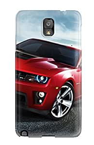 Awesome Defender Tpu Hard Case Cover For Galaxy Note 3- 2012 Chevrolet Camaro 9416581K46303761