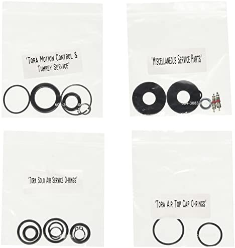 Rock Shox Air Service Kit Tora/Recon, Turnkey/Moco/Solo Air, 114310706000 - Silver