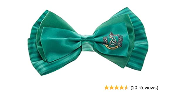 Handmade Slytherin and Gryffindor Harry Potter 3 Inch Bows