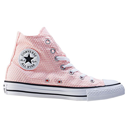 Converse Women's CTAS Hi Sneakers White/Vapour Pink/White the cheapest extremely cheap price for sale eJslUFyaOH