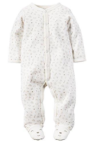 Carters Baby Cotton Snap Up Sleep
