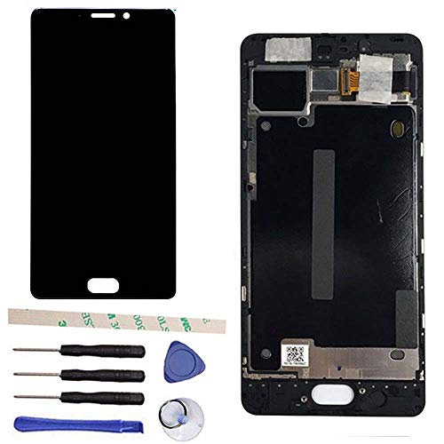 Draxlgon LCD Display Touch Screen Digitizer Assembly Replacement With Frame For Meizu Pro 7 Plus 5.7