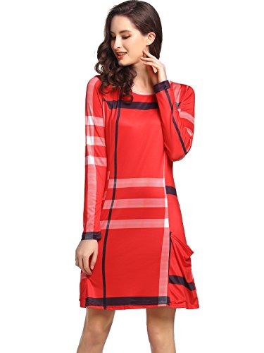 Trendy Fashion Dress -010 - 8