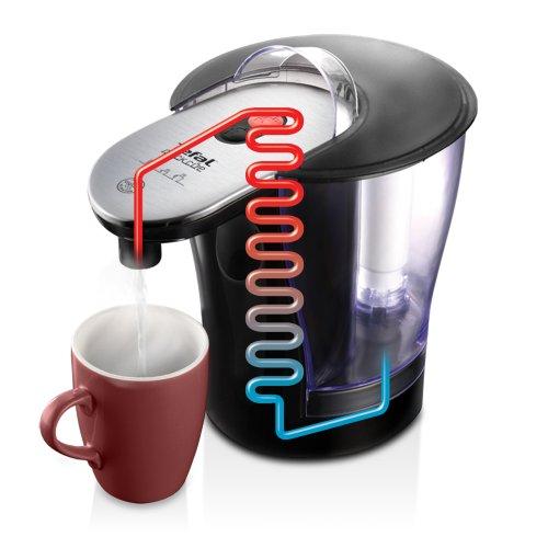 lovely tefal quick cup kettle water dispenser maker. Black Bedroom Furniture Sets. Home Design Ideas