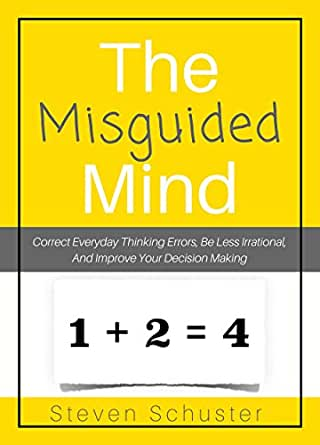 Amazon the misguided mind correct everyday thinking errors be print list price 1099 fandeluxe Image collections