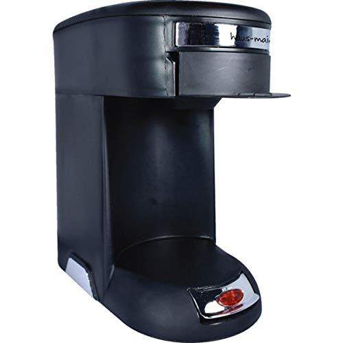 Amazon.com: Haus-Maid - Cafetera de 1 taza, color negro, 120 ...