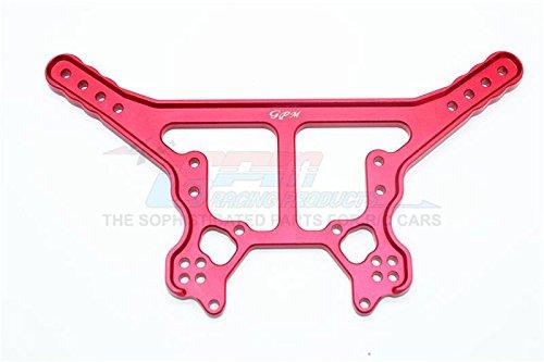 1Pc Set Red Outcast Talion 6S BLX Upgrade Parts Aluminum Rear Damper Plate Arrma KRATON Notorious