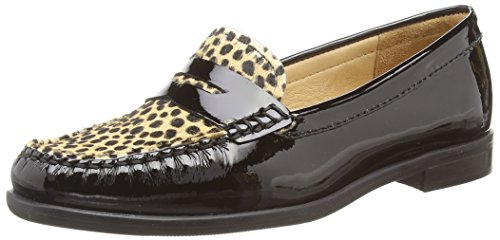 Mocassins Van Hampden Women's Cheetah Black Dal qqgwPZ