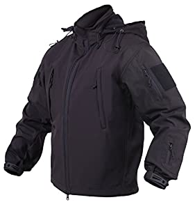 14. Rothco Concealed Carry Soft Shell Jacket