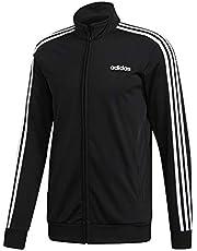 Adidas Essentials - Chaqueta de Punto de 3 Rayas para Hombre