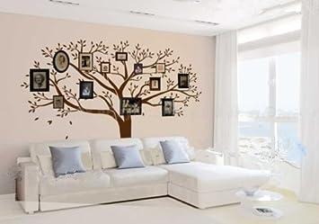 luckkyy® - decorazione adesiva da parete per soggiorno, motivo ... - Decorazioni Per Pareti Soggiorno