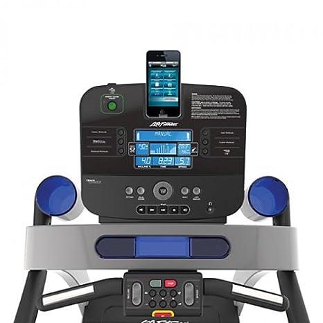 Life fitness T5 caminadora con pista consola: Amazon.es: Deportes ...