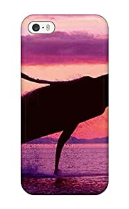 ZippyDoritEduard Case Cover For Iphone 5/5s - Retailer Packaging Whale Animal Whale Protective Case