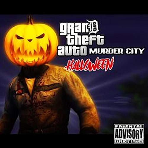 G.T.A. Murda City Halloween (feat. Max Julian) -