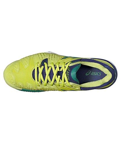 resolution Uomo Multicolore Asics Gel Da Scarpe 6 Clay Tennis 45zq5